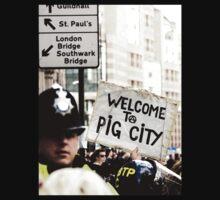 Pig City by Robert Munro