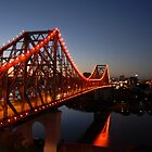 Story Bridge, Early Morning - Brisbane by rhizome