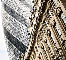 30 St Mary Axe, London by Robert Munro