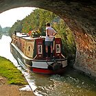 Grand Union Canal, Aylesbury Arm by Geoff Spivey