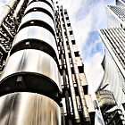 Lloyd's Building, London by Robert Munro