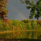 Autumn Rainbow by Dennymon