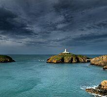 Strumble Head by Mark Robson