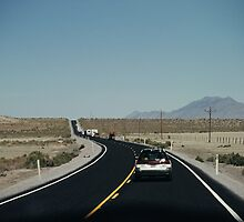 On the Way to Burning Man by SylviaS