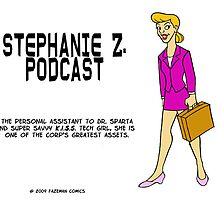 Stephanie Z Podcast by fazeman