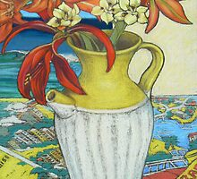surfers paradise still life by maria paterson