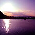 Sunset in Vanuatu by Equinox