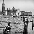 Isola di San Giorgio Maggiore by Eyal Geiger