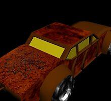 3d car shot 2 by steffen witvliet