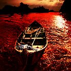 Bloody River by Alexandru C.