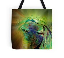 Psychedelic Dream - Abstract Art Tote Bag