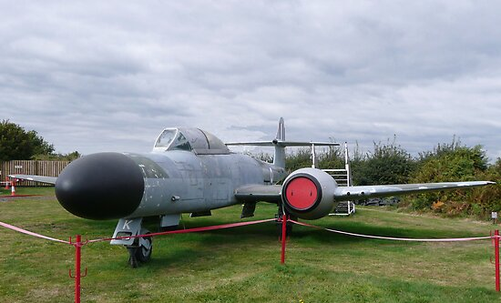 Gloster Meteor NF14 by Woodie