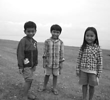 beachcombers by kym banks