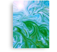 Dolphins Dream Canvas Print
