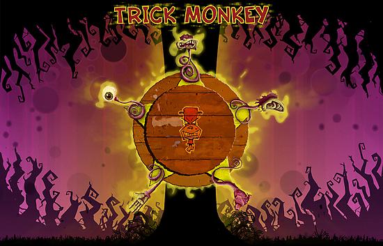 Trick Monkey  by trickmonkey