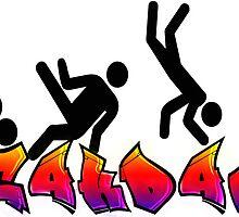 Breakdance by OOPSY