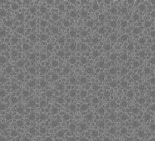 Silicon Atoms Grey 1 by atomicshop