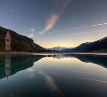 Panoramic Mirror by Stefan Trenker