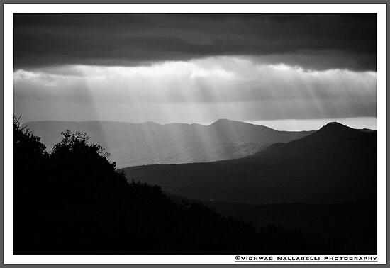 Amazing Light Streaks by vishphotography