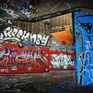 Graffiti. by DaveBassett