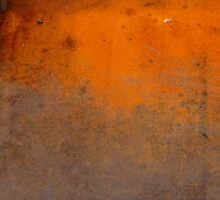 Orange Patina by Susan Grissom