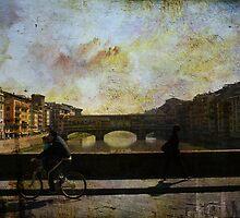 Ponte Vecchio by Laura Cameron