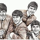 The Beatles #3 by L K Southward