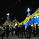 Intermission at Cirque de Soleil by PhotosbyNan