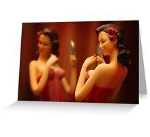 Boudoir Belle Greeting Card