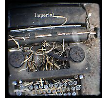 Imperial #2 Photographic Print