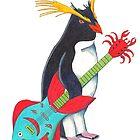 Rocking with the rockhopper by JohnMeszaros