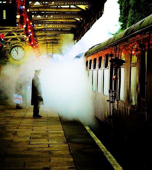British Smoke Trail by Dean Gale