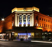 An Adelaide Icon. by Steve Chapple