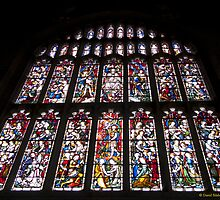All Souls College Antechapel Window by David's Photoshop