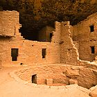 Spruce House Mesa Verde National Park by Justin Baer