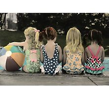 Little Friends Photographic Print