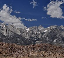 Mount Whitney by Rebecca Sowards-Emmerd