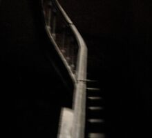 tenement staircase by jiriki