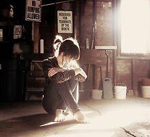 So Alone. by flightlessXbird