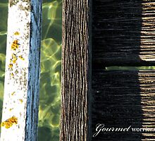 Wood & Water by MsGourmet