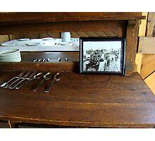Chow Wagon Photographic Print