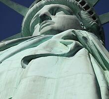 Statue of Liberty New York City by jabra