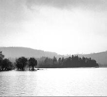Loch Ard by Rob Outram
