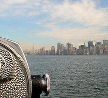 Manhattan by trunkguy