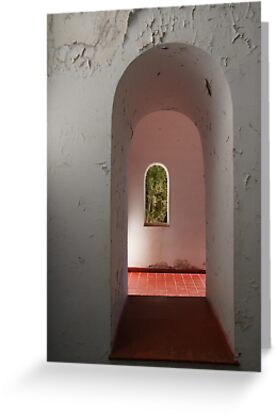 Villavicencio Chapel by PeterBusser