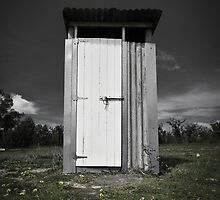 The Outhouse! by Liam Byrne