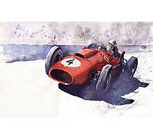 Ferrari 246 Mike Howthorn 1958 Photographic Print