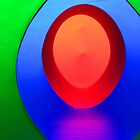 Luminarium RGB by Orla Cahill Photography