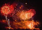 Kabooom!!! - Fireworks - Legoland  by Colin  Williams Photography