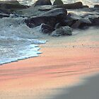 Color Of Sand Cape May NJ by schiabor